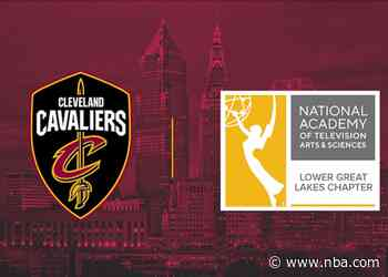 Cleveland Cavaliers Take Top Honors at 51st Annual NATAS EMMY Award Ceremony