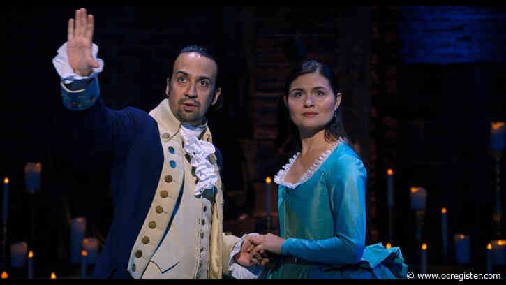 Countdown to 'Hamilton': All you need to know about the Disney+ film