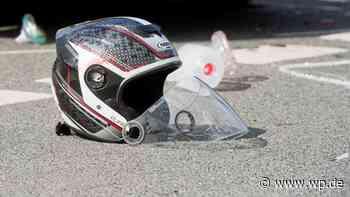 Lennestadt: Autofahrer drängt Motorrad von der Fahrbahn - WP News