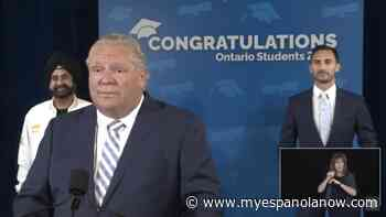 Ford congratulates Ontario's Class of 2020 - My Eespanola Now