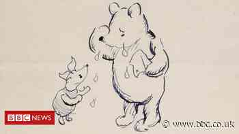 Winnie the Pooh apology note fetches £12,500 at auction
