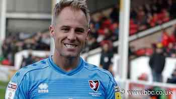 Cheltenham Town: Luke Varney among five released