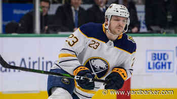 Report: Sabres could be looking to lock up center Sam Reinhart sooner than later