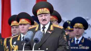 Weißrussland: Wahl zum Präsidenten – Diktator lässt Gegen-Kandidaten verhaften - BILD