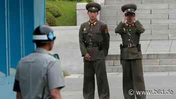 Von wegen Angriff auf Südkorea - Kim pfeift seine Generäle zurück - BILD