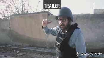 """""""Behind the Story"""": Kriegsreportagen von BILD-Vize Paul Ronzheimer - BILD"""