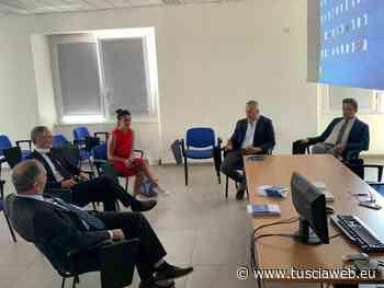 L'ambasciatore d'Italia in Kazakistan visita il polo universitario di Civitavecchia - Tuscia Web