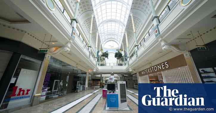 UK retailers pay only 14% of £2.5bn rent due this week