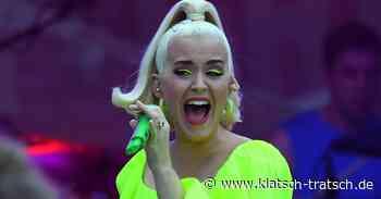 Katy Perry widmet ihrer ungeborenen Tochter einen Song - klatsch-tratsch.de