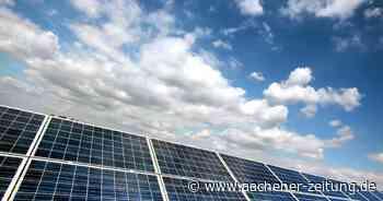 Kreis Heinsberg: Erneuerbare Energien in den Fokus gerückt - Aachener Zeitung