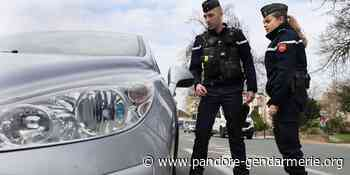 Les gendarmes équipés de caméras piéton à Beaumont-sur-Oise - Le Pandore et la Gendarmerie