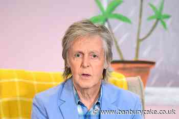 Sir Paul McCartney calls for an end to mandatory meat in England's school meals - Banbury Cake