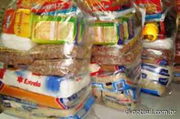 Capivari de Baixo: famílias cadastradas devem procurar às escolas para receberem kits de alimentos - Notisul