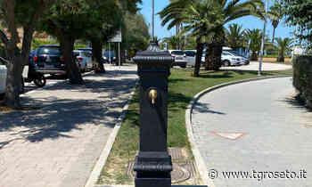 Giulianova, manutenzione e ripristino fontanelle pubblici - Tg Roseto