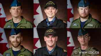Procession to be held for service members killed in chopper crash