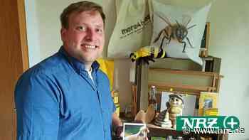 Kalkar-Appeldorn: Der Bienenflüsterer und sein Engagement - NRZ
