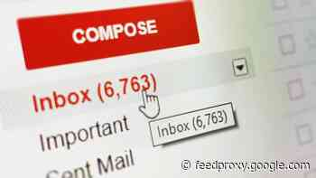 Has COVID-19 put a stop to emails being main use of communication at work?