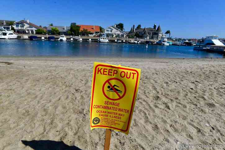 Huntington Harbour opens back up to swimming after sewage spill closure