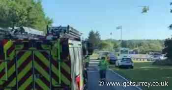 Man taken to hospital after suffering 'medical incident' near Birdworld in Farnham - Get Surrey