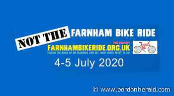 Farnham Charity Bike Ride back on (sort of...) - Bordon Herald