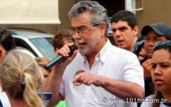 José Giacomo Baccarin (PT) confirma sua pré-candidatura a prefeito de Jaboticabal nas Eleições 2020 - Rádio 101FM