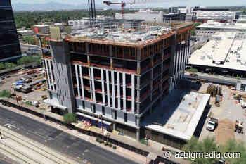 $100M Creighton University Phoenix campus marks 'topping out' - AZ Big Media