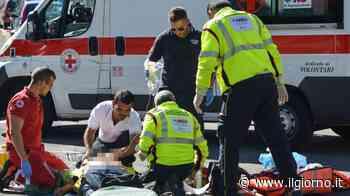 Lainate, incidente auto-moto: centauro in gravi condizioni - IL GIORNO