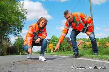 Strecke Wolbeck-Sendenhorst wird im Sommer aufwendig saniert: Bagger stehen in den Startlöchern - Münsterland - Allgemeine Zeitung