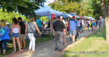 Rolling Meadows will kick off City Market Saturday
