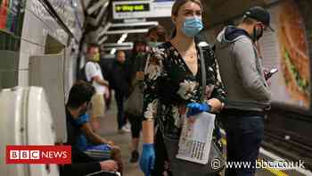 Coronavirus: Tracers ask over 100,000 to self-isolate