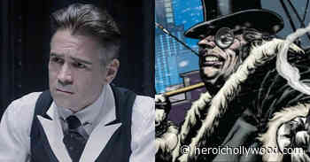 See Colin Farrell Become The Penguin For Robert Pattinson's The Batman - Heroic Hollywood