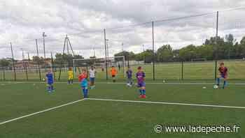 Castelginest. Football : les enfants tapent à nouveau dans le ballon - LaDepeche.fr