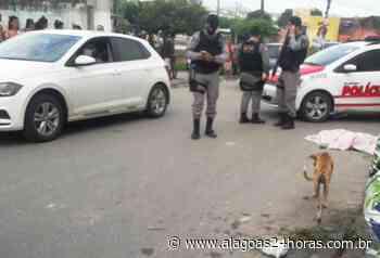 Assassino de mototaxista em Arapiraca continua foragido - Alagoas 24 Horas