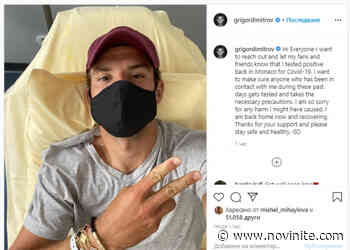 Bulgarian Тennis Star Grigor Dimitrov Is Infected With COVID-19 - Novinite.com