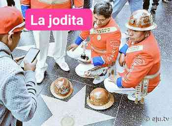 Jodita Poopó, cayeron Evo y Cárdenas, vos caíste? - eju.tv