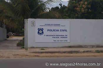 Casal é levado a delegacia após brigar com vizinhas em Penedo - Alagoas 24 Horas