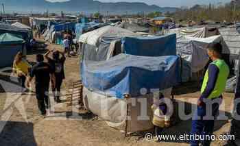 No dejan salir a los asentados en San Calixto - El Tribuno.com.ar