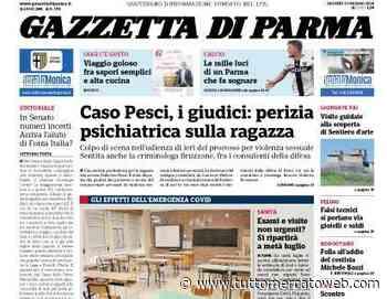 """Gazzetta di Parma: """"Le mille luci di un Parma che fa sognare"""" - TUTTO mercato WEB"""