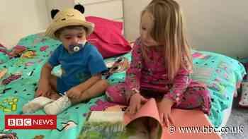 Carlisle boy Stanley Dalton in cancer treatment race against time