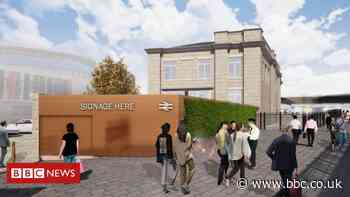 Newcastle Central Station new entrances get go-ahead