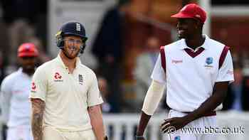 England v West Indies: Jason Holder and Ben Stokes rivalry 'huge' for series