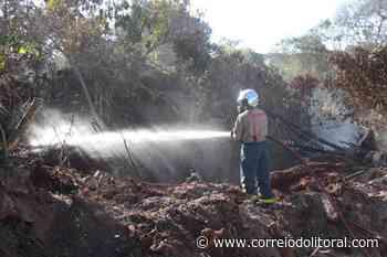 Polícia diz que identificou 54 autores de queimadas em Guaratuba - Correio do Litoral