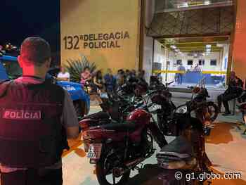 Polícias Civil e Militar de Arraial do Cabo, RJ, fazem operação conjunta de combate ao tráfico de drogas em Monte Alto - G1
