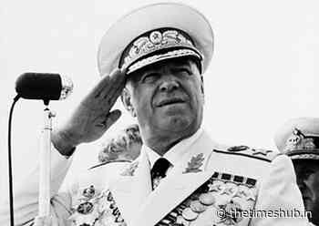 Moscow authorities have published the history of the cap of Marshal Zhukov - The Times Hub