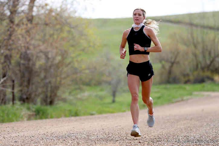 Olympian Emma Coburn, Team Boss Get Ready To Run After Coronavirus Isolation
