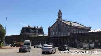 À Tourcoing, les grands travaux de la place de la gare lancés fin juillet - La Voix du Nord