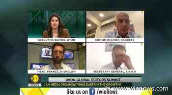 WION Global Editors Summit: Gallagher Fenwick shares his experience of working through lockdown - WION