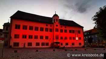 Veranstaltungsbranche steckt tief in der Krise - Night of Light 2020 - Aktion Immenstadt Oberallgäu - Kreisbote