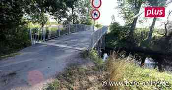Bauernbrücke in Ginsheim-Gustavsburg vor dem Richter - Echo Online