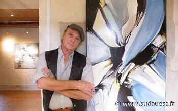 """Peinture à Jonzac : """"J'essaie de provoquer l'émotion"""" - Sud Ouest"""